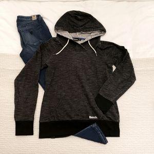 Bench Lightweight Hoodie Sweatshirt